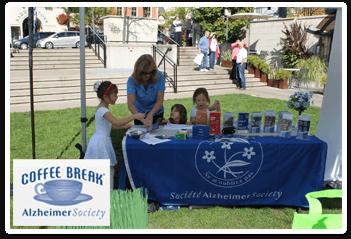 Alzheimer Society Oakville Event