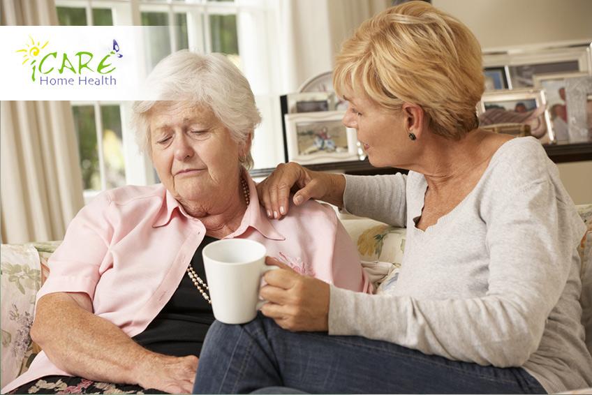elderly dementia care