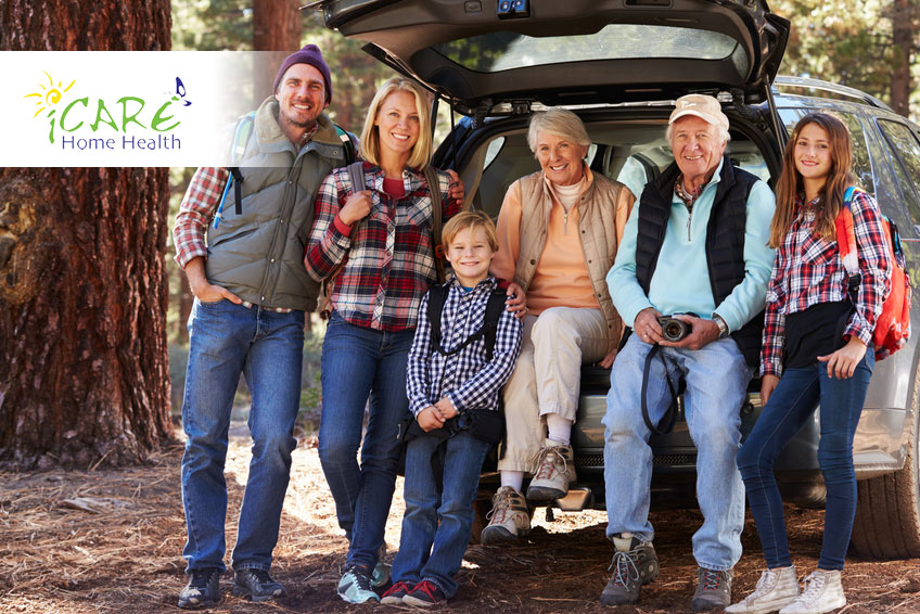 elder home health care