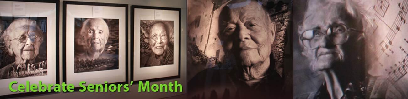 Celebrate Seniors' Month
